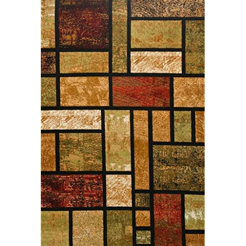 Rust Color Area Carpet Amazon Com