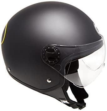 BHR 52393 Casco Demi-Jet One 801, Batman, talla XS (54 cm