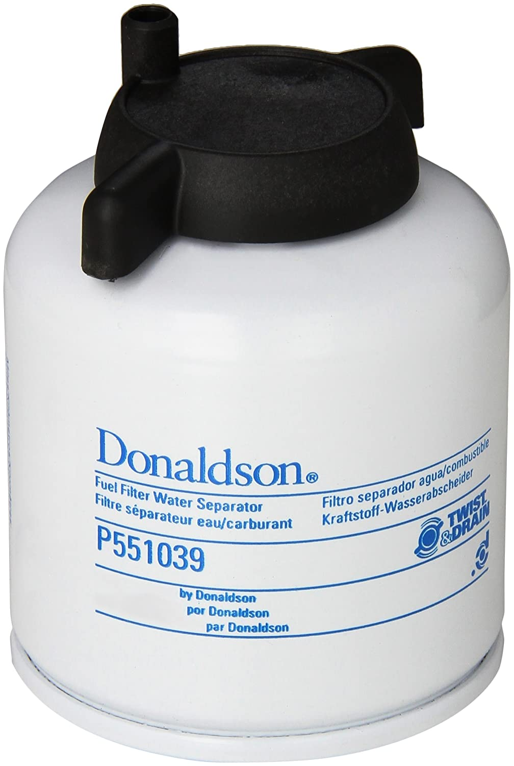 Donaldson P551039 Fuel Filter (Pack of 3)