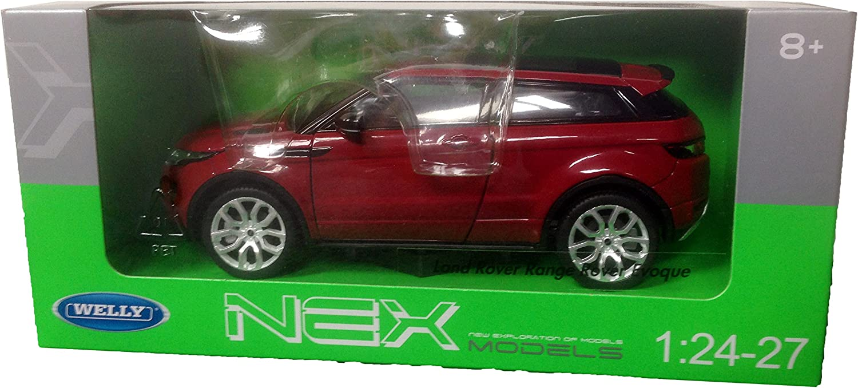 Welly 09092 Land Range Rover Evoque Die Cast Model