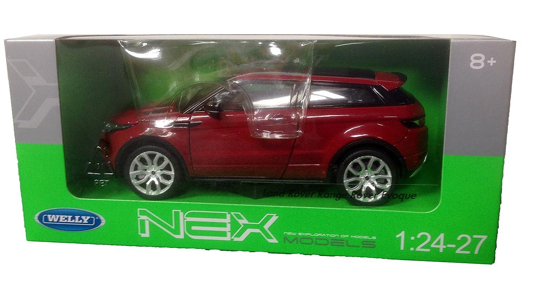 Welly Botas de 09092 Range Rover Evoque Die Cast Modelo: Amazon.es: Juguetes y juegos