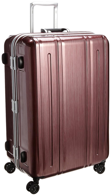 [エバウィン] 軽量スーツケース Be Light Premium 内装充実 容量94L 縦サイズ74cm 重量4.6kg EW31229 B00WQJQ7Q4 レッド(キズ軽減加工) レッド(キズ軽減加工)