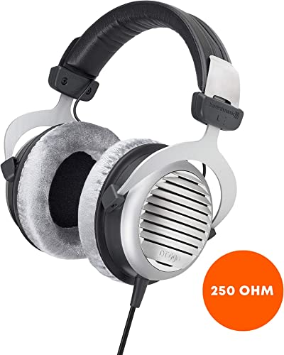 beyerdynamic DT 990 Premium Edition 250 Ohm Over-Ear-Stereo Headphones. Open design, wired, high-end, for the stereo system
