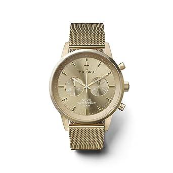 7ad1cf74fd Amazon | [トリワ]TRIWA 腕時計 NEVIL ネビル NEST104:2-ME021313 【正規 ...