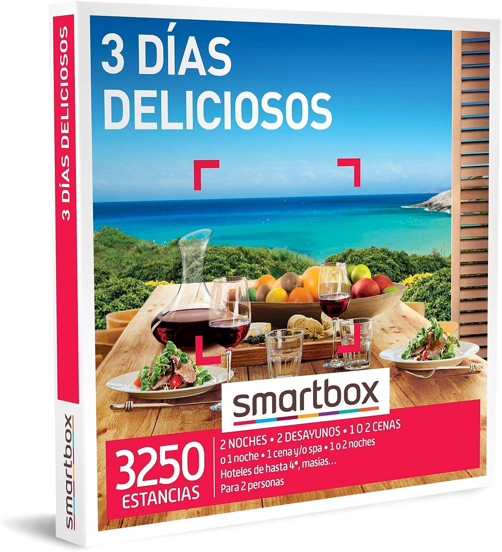 3 dias deliciosos smartbox