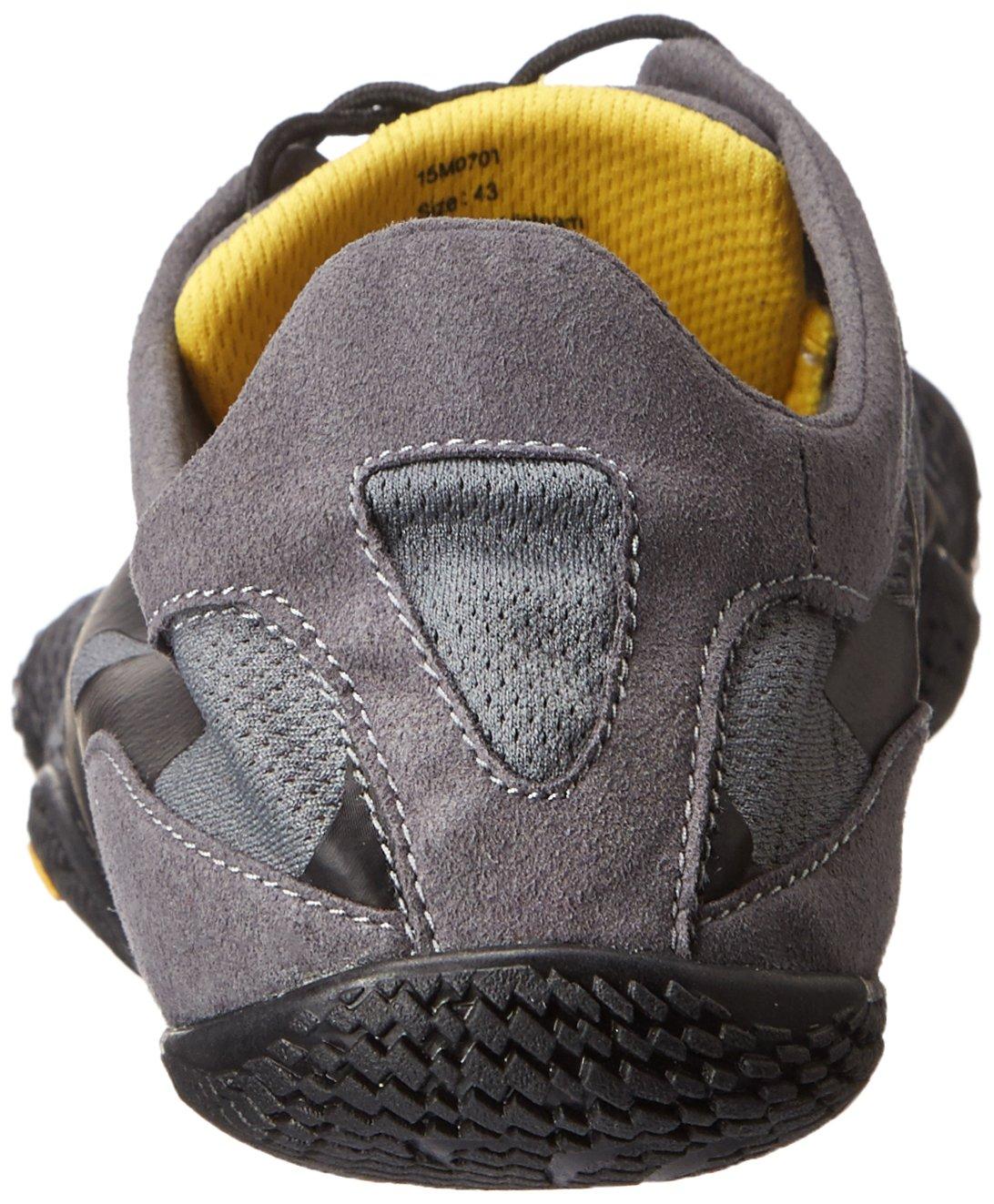 Vibram Men's KSO EVO Cross Training Shoe,Grey/Black,41 EU/8.5-9.0 M US by Vibram (Image #2)