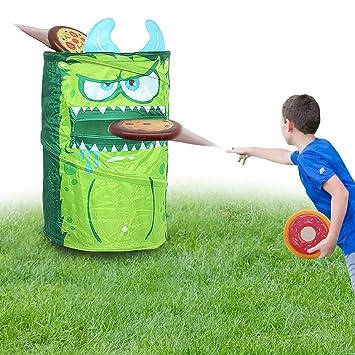 KreativeKraft Juego Lanzamiento del Monstruo Verde ...