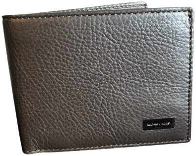 e4a13e3331e7 Image Unavailable. Image not available for. Color: Michael Kors Men's  Stephen Slim Billfold Bifold Soft ...