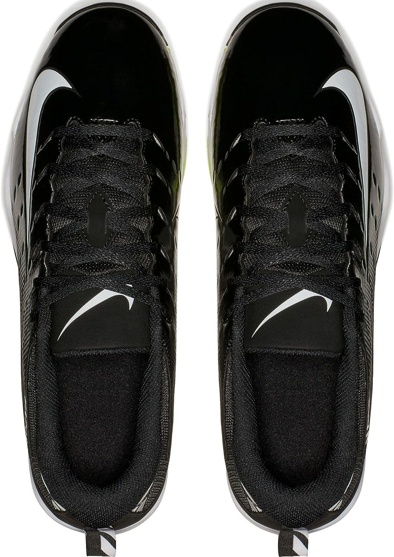 NIKE Men's Men's NIKE Vapor Untouchable Shark 3 Football Cleat schwarz Weiß Größe 7.5 M US 8de46a