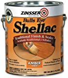 Rust-Oleum 00701 Shellac, 1-Gallon, Amber