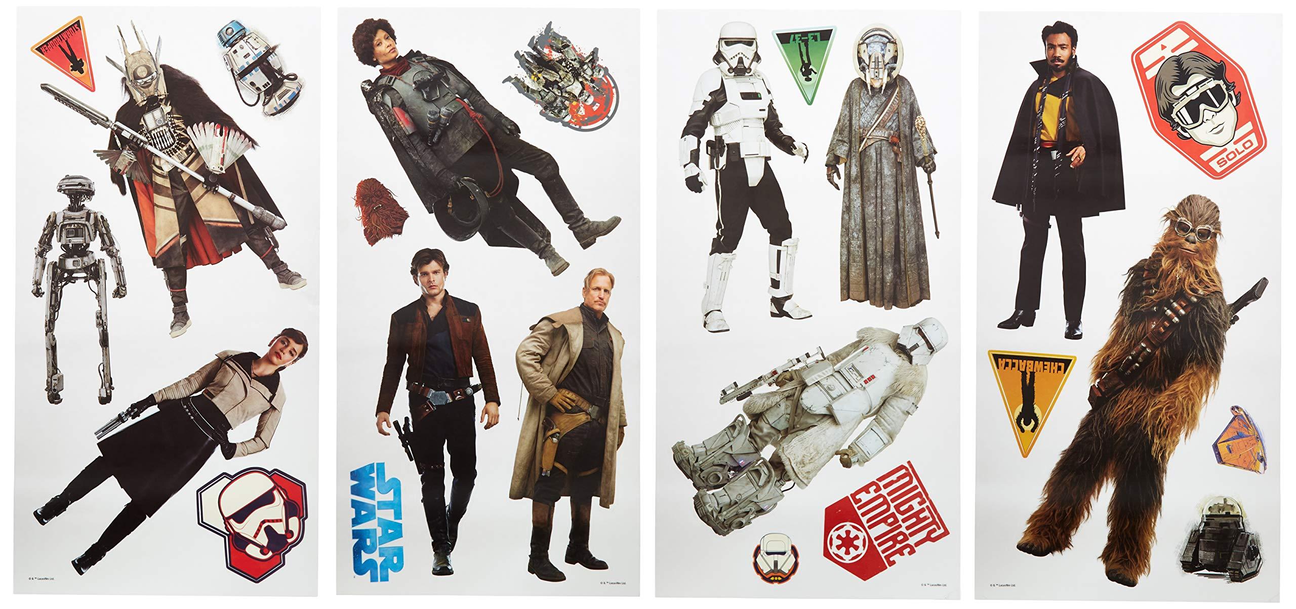 Vinilo Decorativo Pared [7F6CM7WF] Star Wars Han