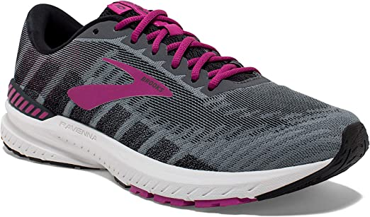 Brooks Womens Ravenna 10 Running Shoe