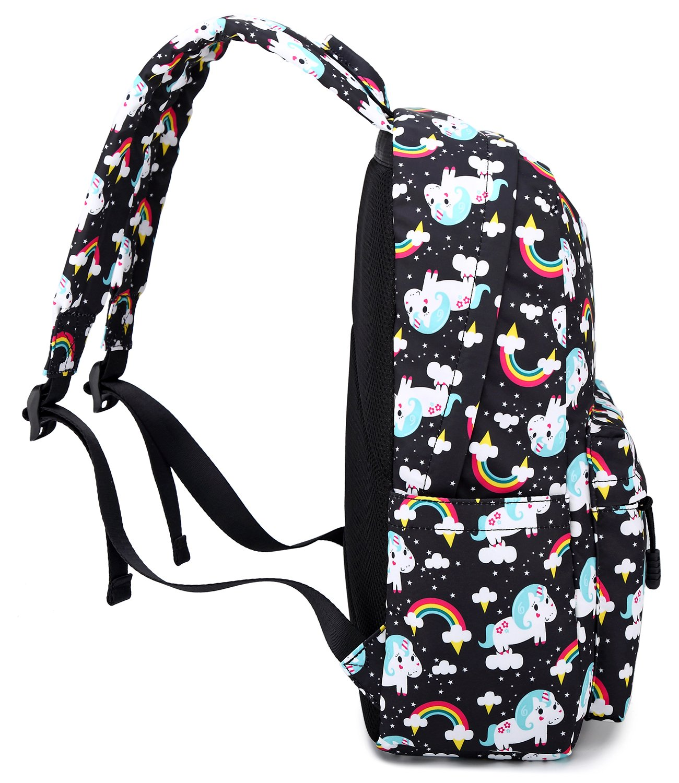Abshoo Cute Lightweight Unicorn Backpacks Girls School Bags Kids Bookbags 5