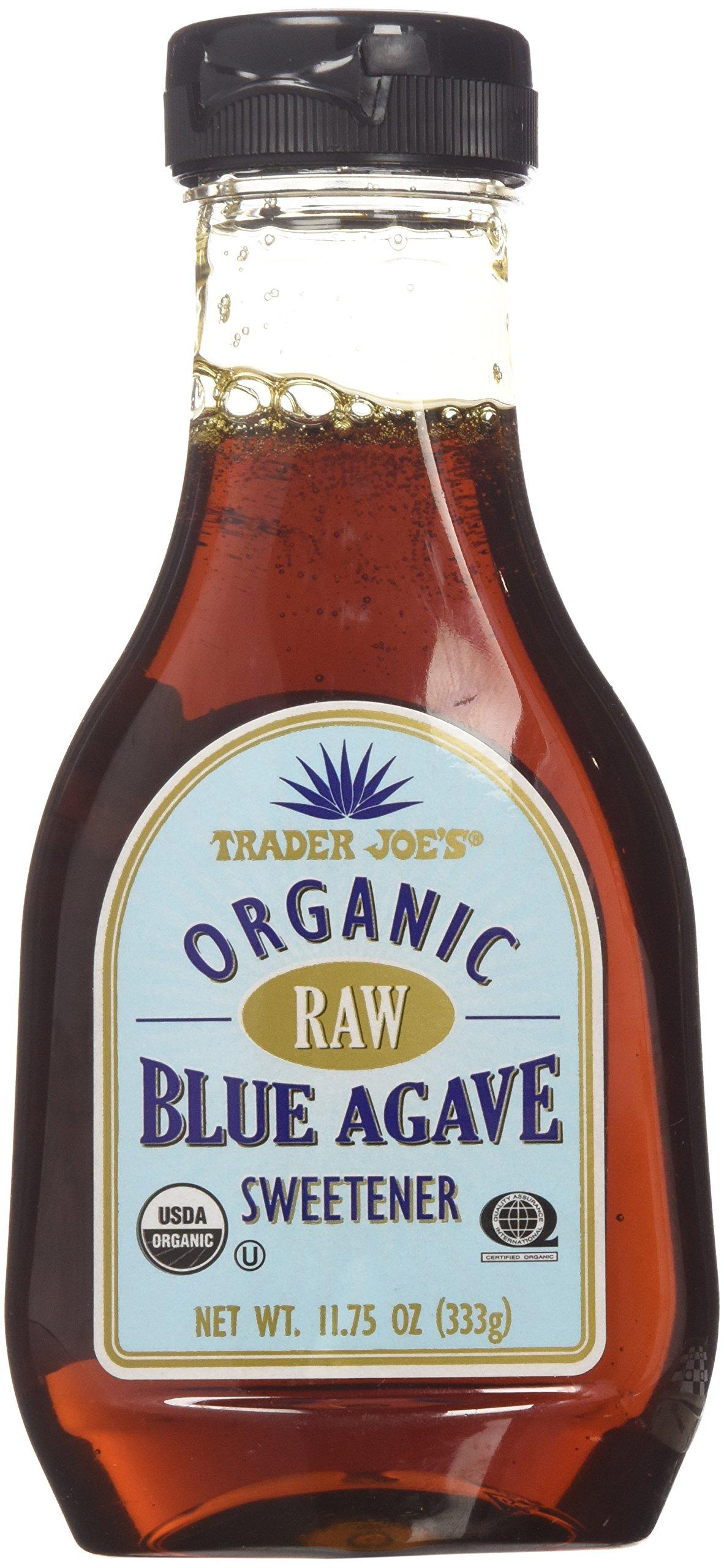 Trader Joe's Organic Raw Blue Agave Sweetener 11.75 Oz.