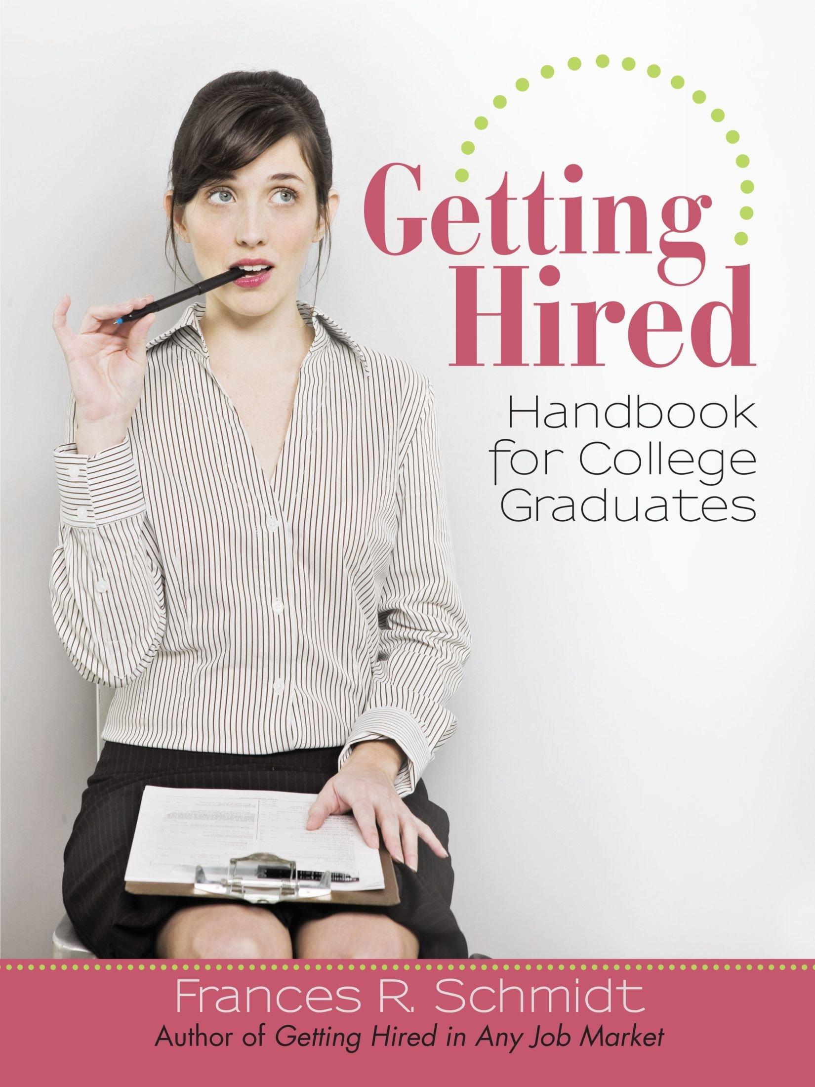 Download Getting Hired: Handbook for College Graduates pdf epub