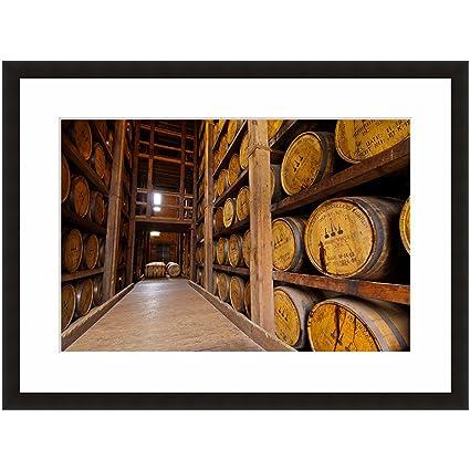 Amazon.com: eFrame Fine Art | Woodford Reserve, Kentucky Bourbon ...