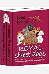 Royal Street Dogs: Aunt Maddie's Doggone Adventures Books 4 and 5 Kindle Edition