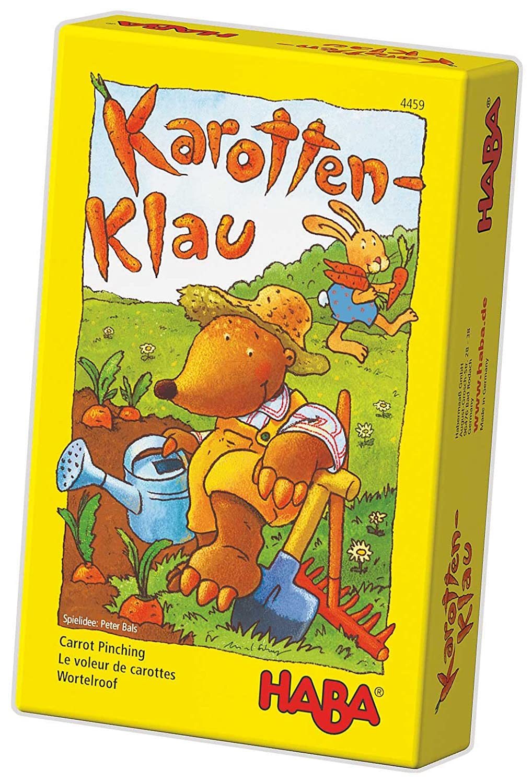 Haba -Robazanahorias- Juego de azar con dados (en alemán) 4459