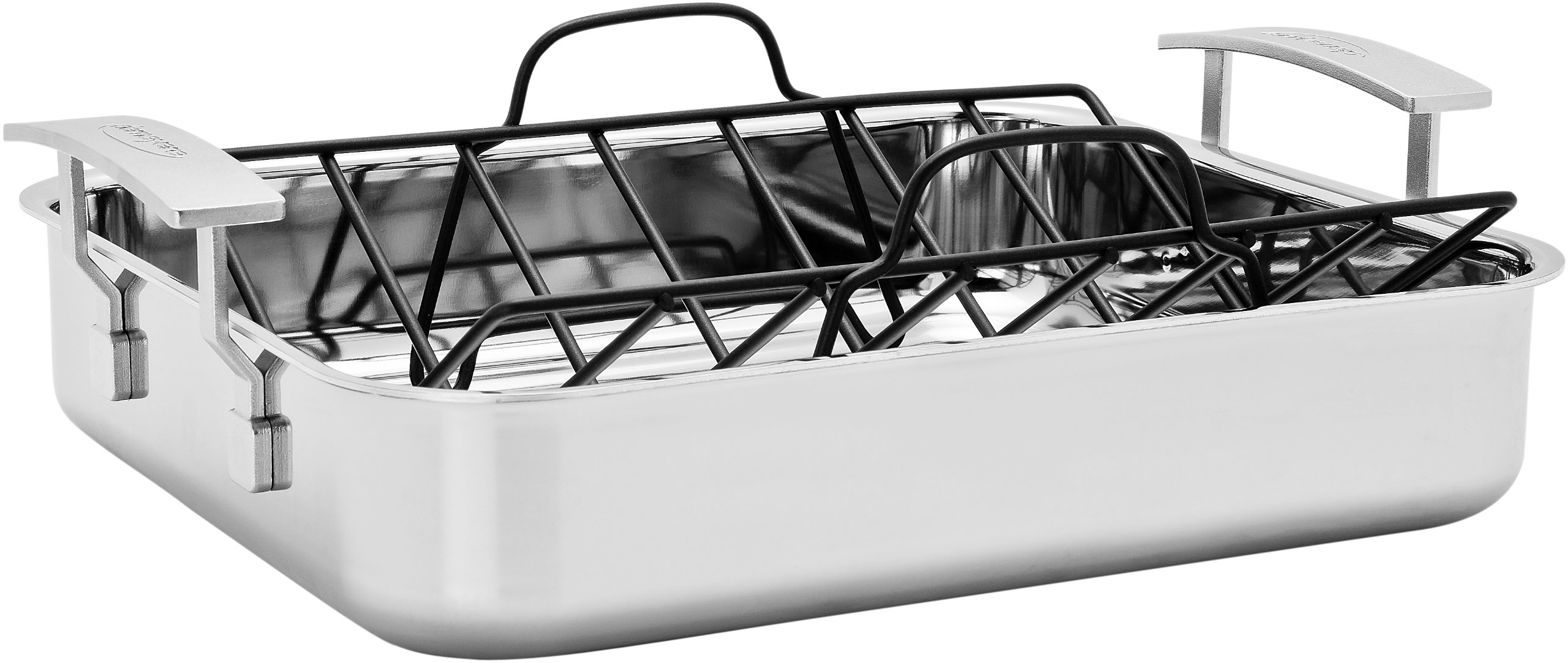 Demeyere Industry 40850-688-0 Roasting Tray with Roasting Rack by Demeyere