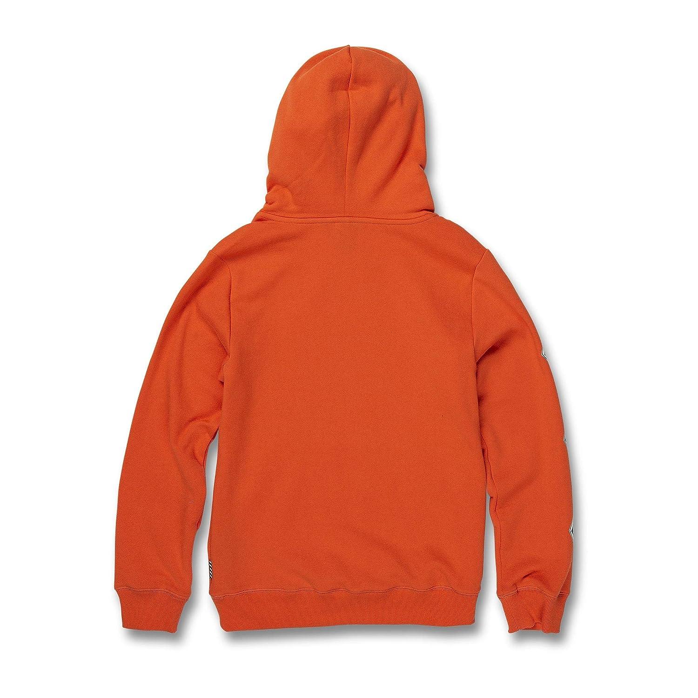 Volcom Big Boys Deadly Stones Pullover Hooded Sweatshirt