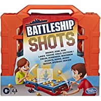 Hasbro Gaming Juego de Mesa Battleship Shots Board Game