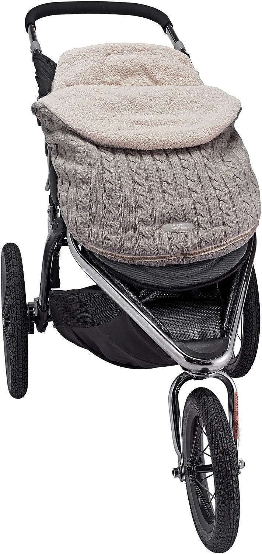 Black JJ Cole Knit Bundle me Strollers