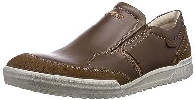 Ssam Fraser Brown Ecco Herren Browncocoa Sneakers Cocoa Oil wUqxTXpx