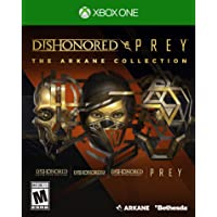 Deals on Dishonored and Prey: The Arkane Collection Xbox One