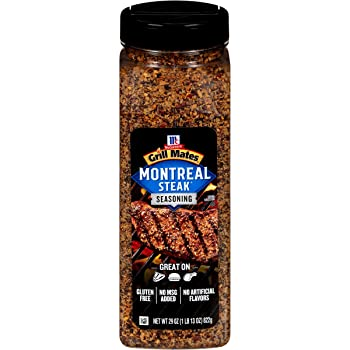 McCormick Grill Mates 29-ounce Montreal Steak Seasoning BBQ Rub