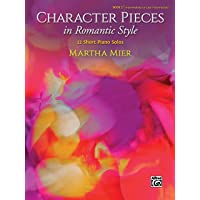 Character Pieces in Romantic Style, Book 2: 12 Short Piano Solos