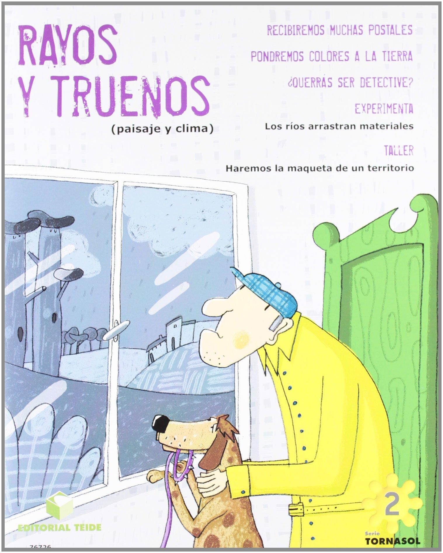 CONOCIMIENTO MEDIO 2 TORNASOL: 9788430776726: Amazon.com: Books