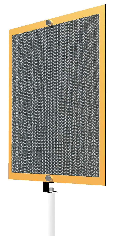 スーパーリフレクト300 ポールセット SRT-0300PS トゥルーパルス用アタッチメント 高輝度プリズム反射板 レーザーテクノロジー(日本正規品) B06VW8L7W5