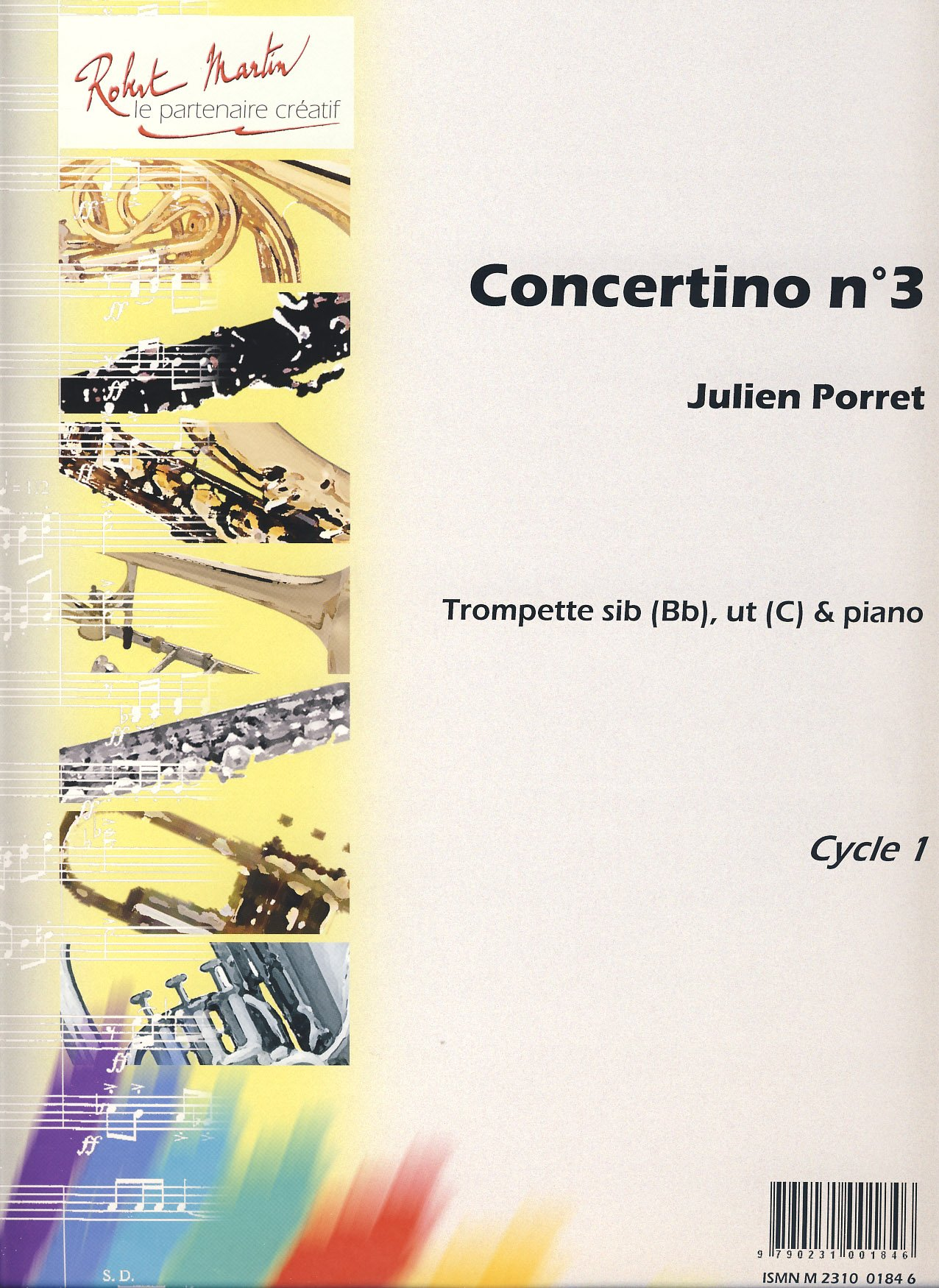 Concertino No.3, Sib ou Ut ebook