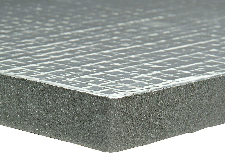 ATV UTV Sound Deadener Noise Killer Adhesive Heat Shield Insulation Cover Mat