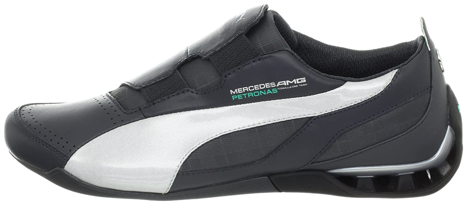 5f03d71f7 PUMA Men's Hyper Driver MAMGP Fashion Sneaker, Dark Shadow/Puma  Silver/Arcadi, 9.5 D US: Buy Online at Low Prices in India - Amazon.in