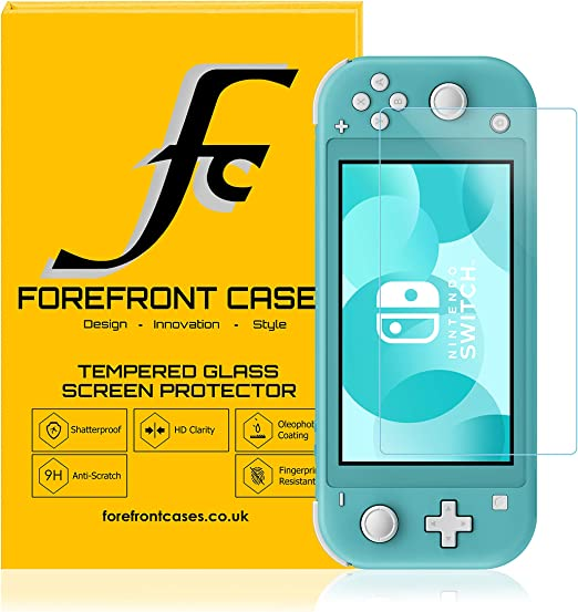 Forefront Cases Protector Pantalla para Nintendo Switch Lite - 1 ...
