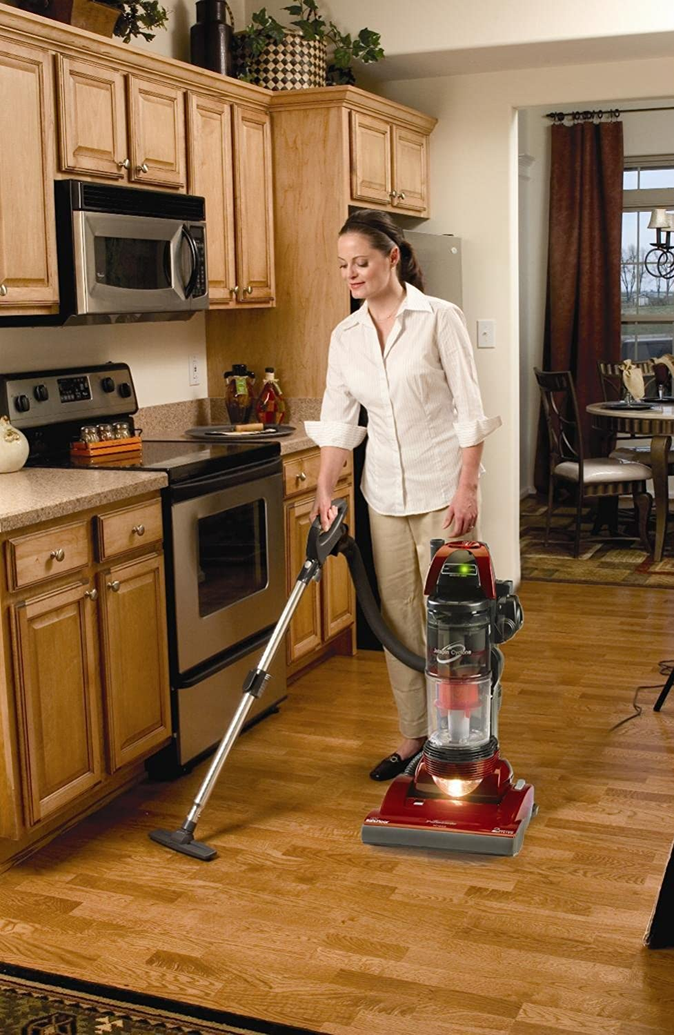 Kitchen Floor Vacuum Amazoncom Panasonic Mc Ul915 Jet Force Bagless Vacuum Cleaner