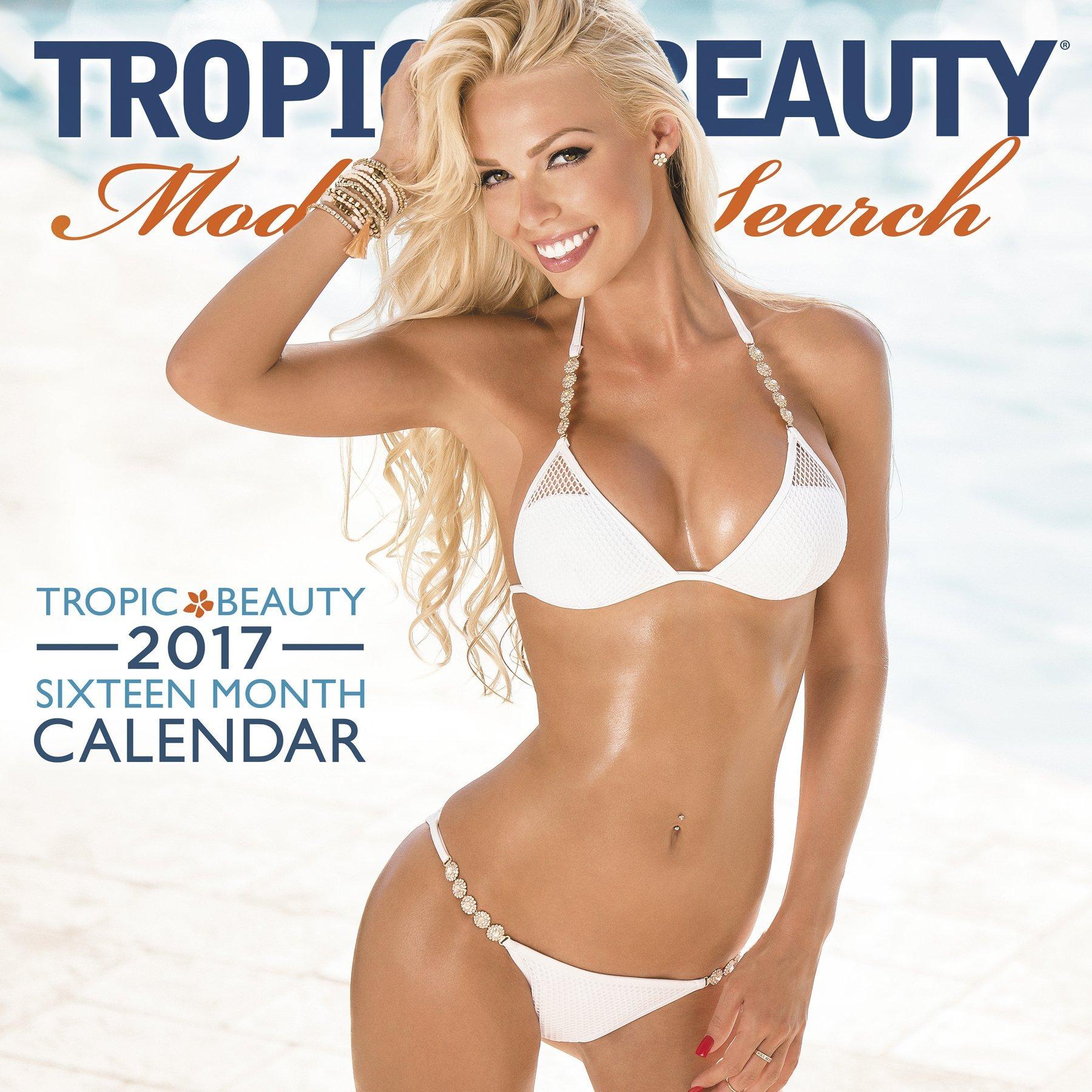 Tropic Beauty Wall Calendar Dream