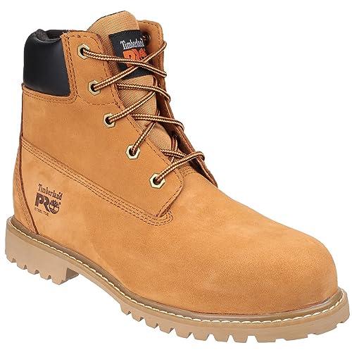 Chaussures de sécurité montantes | SAWHORSE SB TIMBERLAND PRO