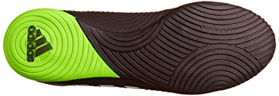 ad5397172e3 Freefootball Control Sala Indoor Football Trainers Core Black White Solar  Green - size 9.5  Amazon.co.uk  Shoes   Bags