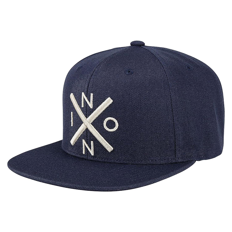 Amazon.com  NIXON Men s Exchange Snapback Hat 0b85a0426c8