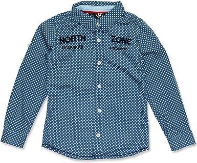 LCEE - Camisa - Estrellas - para niño: Amazon.es: Ropa
