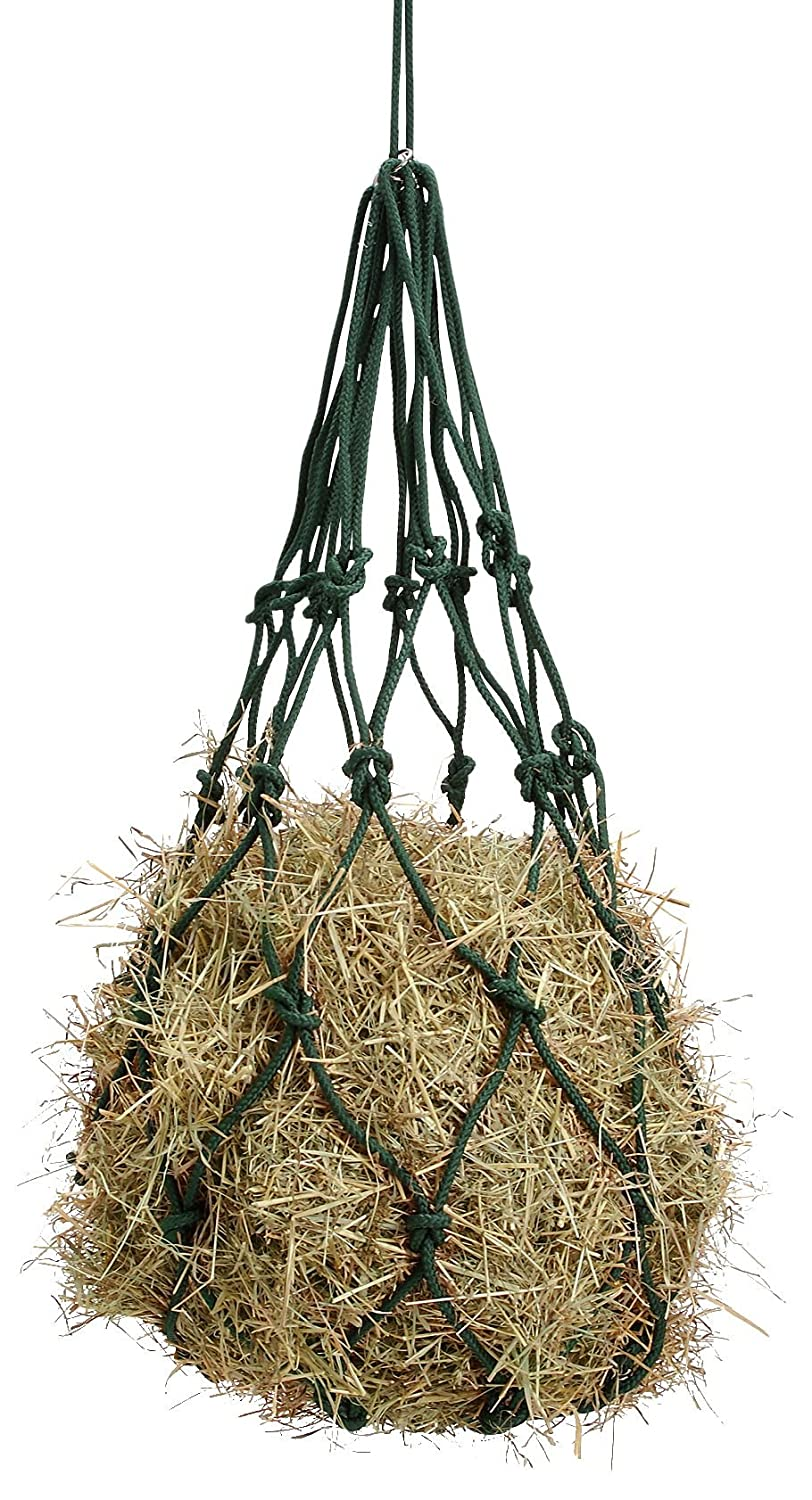 Hunter Green Tough 1 Solid Braided Cotton Hay Bag