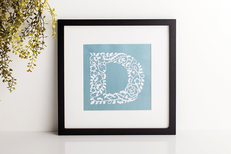 selbstklebend Edelstahl 12/x 48/cm Folie Cricut Papierbasteln