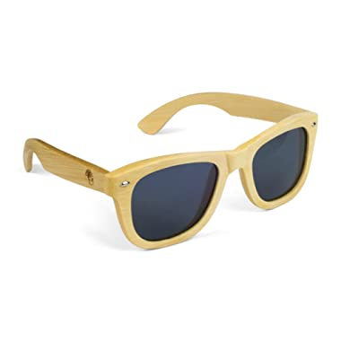 Real Solid Handmade Wooden Sunglasses for Men, Polarized Lenses with Gift Box