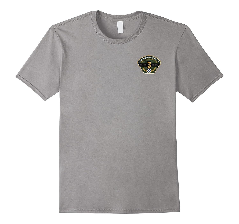 3rd Infantry Division – Drinking Team Logo Tshirt