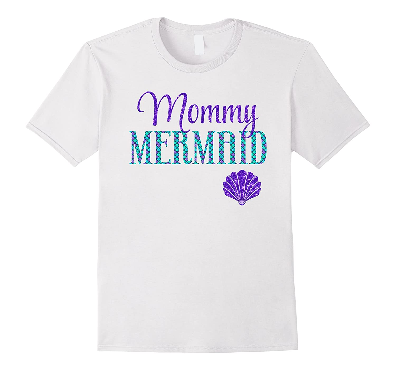 e1ba39bf Mommy Mermaid T-Shirt-BN – Banazatee