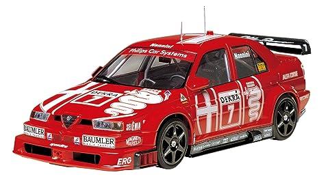Amazon Com Tamiya 1 24 Sports Car Series No 137 Alfa Romeo 155 V6