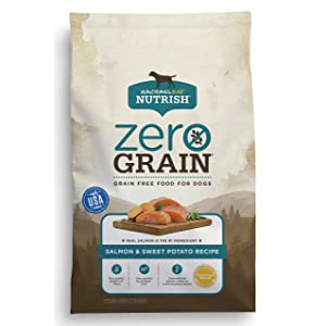 Rachael Ray Nutrish Zero Grain Salmon Recipe