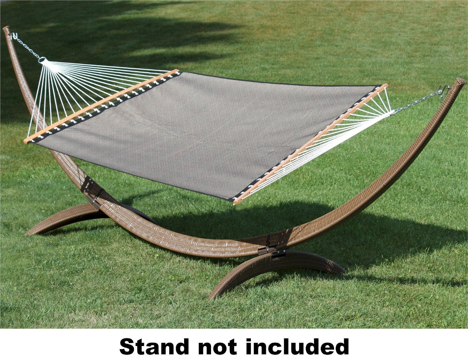 Eclipse Collection Poolside Hammock - Double (Sienna)